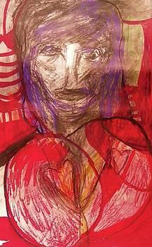 Happy Valentine's Day - June in Winter by Judith Redman