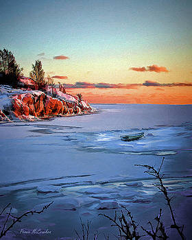 Harakka Island Sunset by Pennie  McCracken
