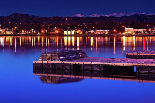 John De Bord - Harbor Lights