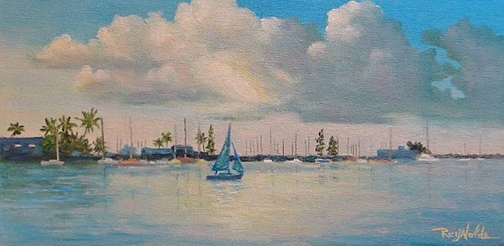 Harbor Morning by Carol Reynolds