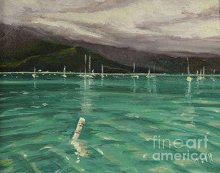 Harbor View by Laura Toth