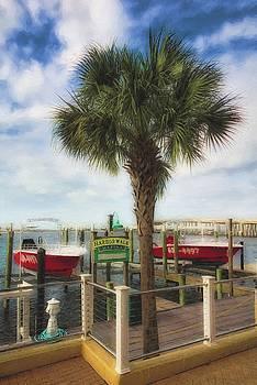 Mel Steinhauer - Harbor Walk At Destin Florida # 2