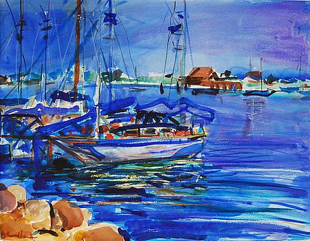 Harbor  by Zolita Sverdlove