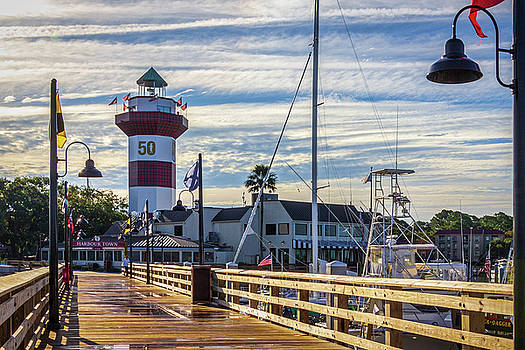 Harbour Town Lighthouse by Randy Bayne