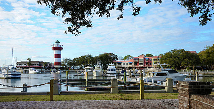 Harbour Town Peace by Wally Smith
