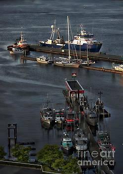 Harbour View by Gail Bridger