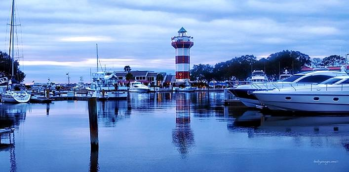 Harbourtown Lighthouse at SS by William Bosley