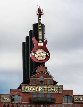 Hard Rock Cafe by Georgette Grossman