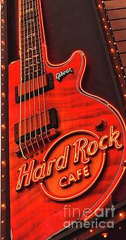 Hard Rock Cafe by Joseph J Stevens