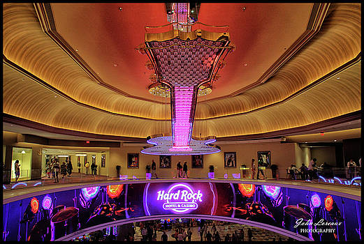 Hard Rock by John Loreaux