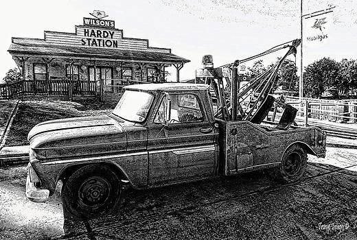 Hardy Station by Wesley Nesbitt