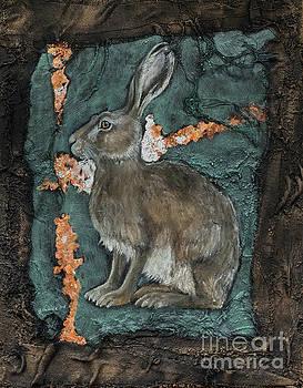 Hare 2018 03 10 by Angel Ciesniarska