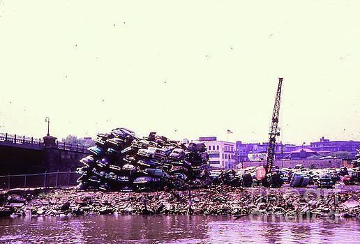 Harlem River Junkyard by Cole Thompson