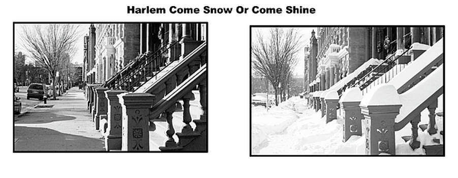 Harlem Summer Winter by William Kimble