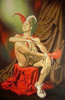 Harlequin by Dmitry Dmitriev