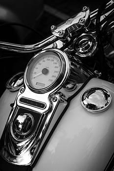 Harley-Davidson by Wim Slootweg
