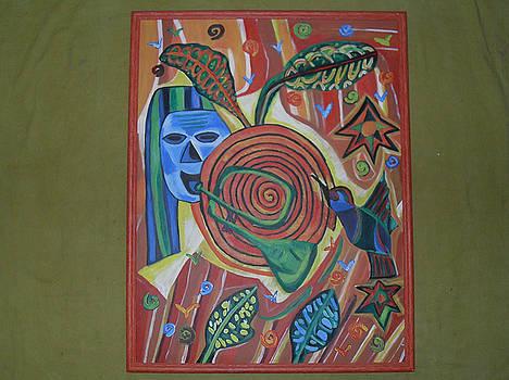 Harmonie des Sons - 2000 by Nicole VICTORIN