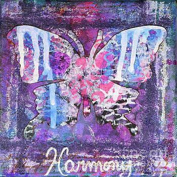 Harmony Butterfly by Lisa Crisman
