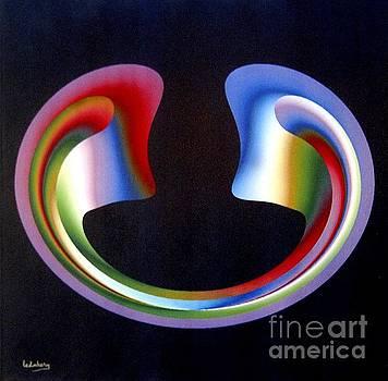 Harmony -  Dialogue #17 by Dov Lederberg