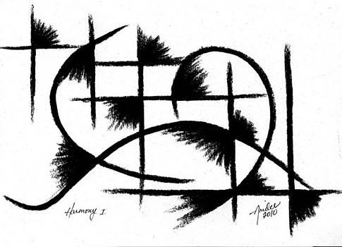 Harmony I by Arides Pichardo