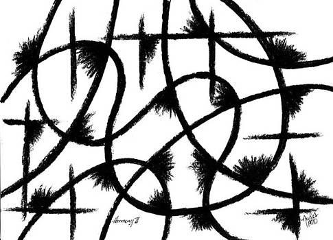 Harmony II by Arides Pichardo