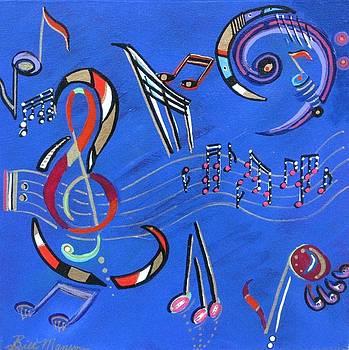 Harmony II by Bill Manson