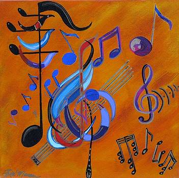 Harmony III by Bill Manson