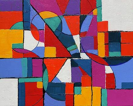 Harmony III by Donna Ferrandino