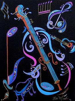 Harmony in Strings by Bill Manson