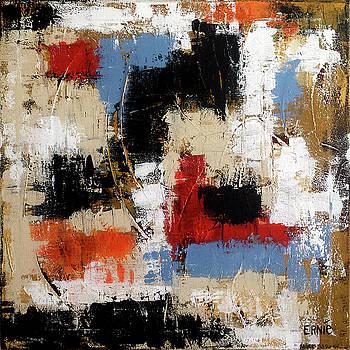 Harmony Is Color #2 by Ernie Benton