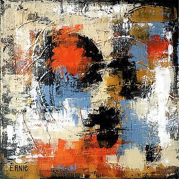 Harmony Is Color #4 by Ernie Benton