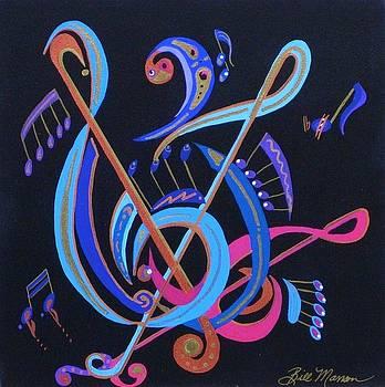 Harmony IV by Bill Manson