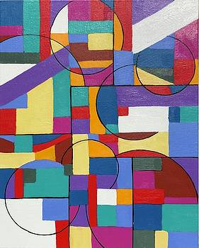 Harmony IV by Donna Ferrandino