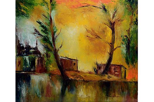 Harmony of Hues by Shankhadeep Bhattacharya