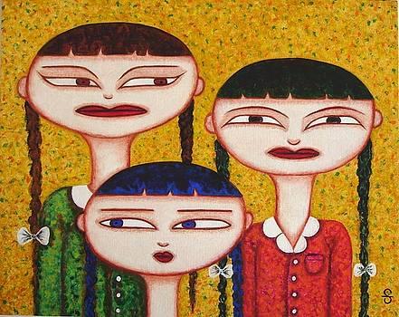 Harmony by Silvia Gold