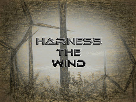 Harness The Wind by Kathy Clark