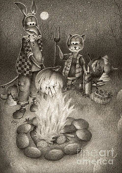 Harold and Friends Autumn by Emily Wickerham