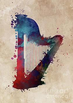 Justyna Jaszke JBJart - Harp art music instrument