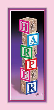 Harper Marie Shull by Harold Shull