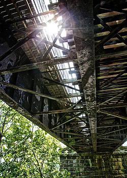 Harpers Ferry Bridge by John Daly