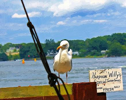 Harpoon Willy by John Ellis
