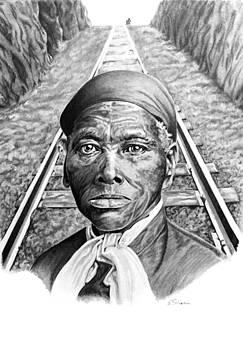 Harriet Tubman by Elizabeth Scism