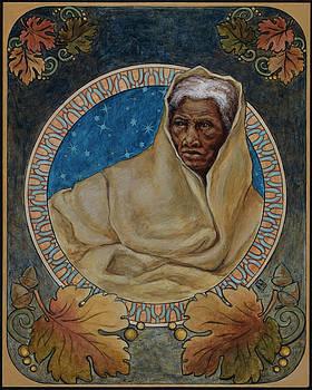 Harriet Tubman by Jennifer Soriano