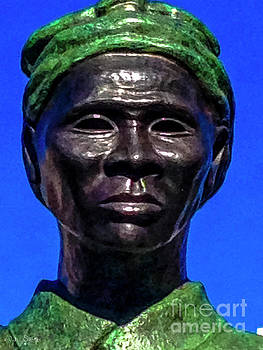 Julian Starks - Harriet Tubman Sculpture