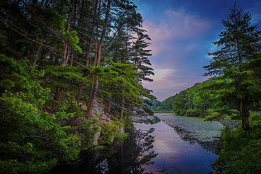 Harriman New York by Mary D'Urso
