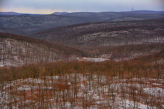 Harriman State Park from AT by Raymond Salani III