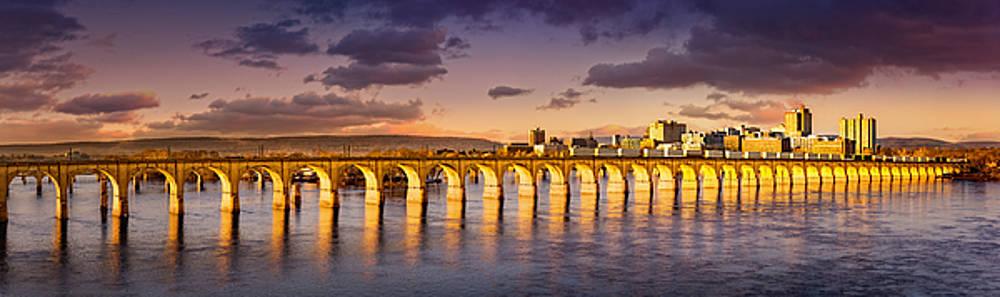 Harrisburg, Pennsylvania by Mihai Andritoiu