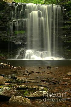 Adam Jewell - Harrison Wrights Ricketts Glen Falls