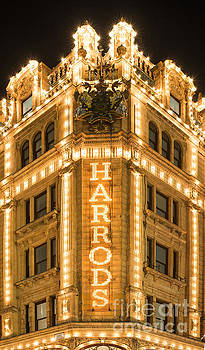 Harrods department store by Deyan Georgiev