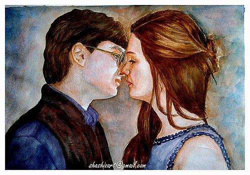 Harry and Ginny by Shashikanta Parida